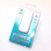 RZ-344 Power Bank IC 5600 mAh