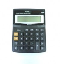 KL-045 Калькулятор MS-270LA ELECTRONIC CALCULATOR