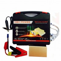 RZ-537 High-Power 10000mAh Multi-Function Portable Jump Starter Power Bank